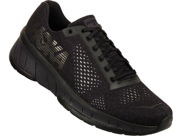 Hoka One One Cavu Fly At Night Running Shoes Women black/nine iron